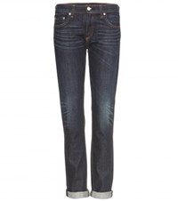 Rag And Bone Dre Slim Fit Boyfriend Jeans Blue