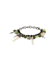 Assad Mounser Bracelets Acid Green