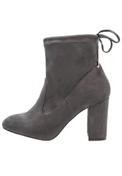 Dorothy Perkins Alisa Ankle Boots Grey