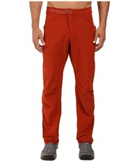 Arc'teryx Psiphon Sl Pants Iron Oxide Men's Casual Pants Burgundy