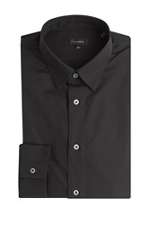 Jil Sander Cotton Shirt Black