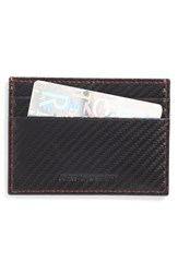 Men's Johnston And Murphy Card Case