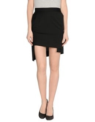 Vivienne Westwood Anglomania Mini Skirts Black