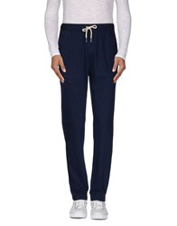 Soulland Trousers Casual Trousers Men Dark Blue