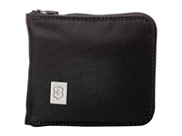 Victorinox Zip Around Wallet Black Wallet Handbags