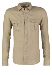Dockers Shirt French Beige Sand