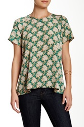 Porridge Tent Blouse Green