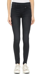 True Religion Mid Rise Super Skinny Leggings Fixed To Thrill
