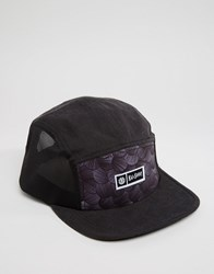 Element X Kai And Sunny 5 Panel Cap Black