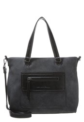 Tom Tailor Denim Nomy Handbag Blue Black