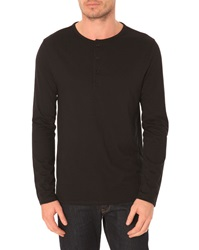 Menlook Label Don Black T Shirt
