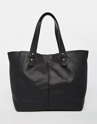 Warehouse Shopper Bag Black