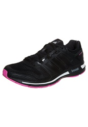 Adidas Performance Revenergy Mesh Stabilty Running Shoes Black Neon Pink