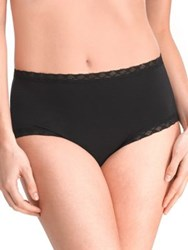 Natori Foundations Bliss Girl Brief Cafe Black