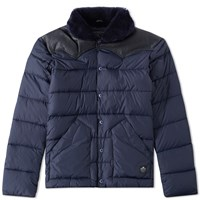Penfield Rockwool Down Jacket Blue