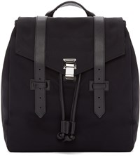 Proenza Schouler Black Nylon Ps1 Backpack