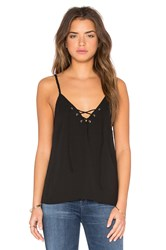 Wyldr Don't Cross Me Cami Black