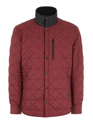 Victorinox Men's Bernhold Quilted Jacket Port