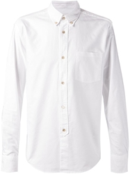 Our Legacy Button Down Shirt White