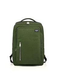 Jack Spade Commuter Nylon Cargo Backpack Green Navy
