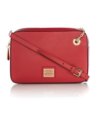 Biba Tabitha Crossbody Bag Red