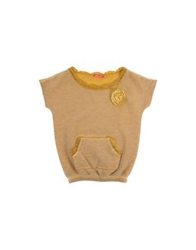 Liu Jo Junior Sweatshirts Sand