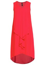 Evans Maxi Dress Red