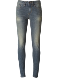 6397 'Loose Skinny' Distressed Jeans Blue