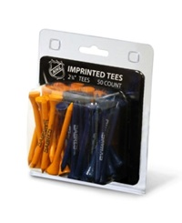 Team Golf Buffalo Sabres 50 Pack Golf Tees Team Color