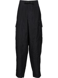 Paul Smith Loose Fit Trousers Black