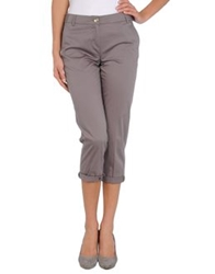 Guess By Marciano 3 4 Length Shorts Grey