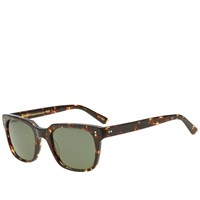 Moscot Zayde 51 Sunglasses Brown