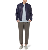 Brioni Reversible Leather Bomber Jacket Mr Porter