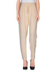 Kate Trousers Casual Trousers Women Ivory