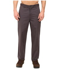 Woolrich Milestone Pant Macadam Men's Casual Pants Green