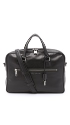 Marc By Marc Jacobs Embossy Johnny Briefcase Black