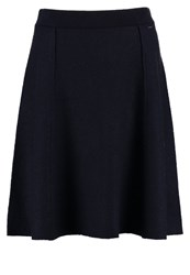 S.Oliver Mini Skirt Navy Dark Blue