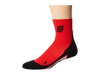 Cep Dynamic Run Socks Red Black Running Sports Equipment
