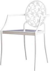 Modloft Vale Dining Chair With Arms