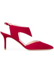 Nicholas Kirkwood 'Leda' Pumps Pink Purple
