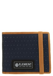 Element Endure Wallet Eclipse Navy Dark Blue
