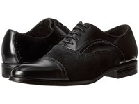 Stacy Adams Sedgwick Cap Toe Oxford Black Men's Lace Up Cap Toe Shoes