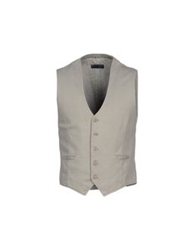 Simbols Vests Light Grey