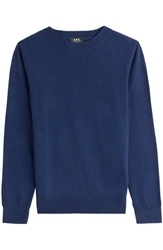 A.P.C. Dominique Wool Cashmere Pullover