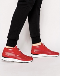 Gourmet Quadici Lite Trainers Red