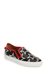 Givenchy Women's Star Embellished Low Top Skater Sneaker