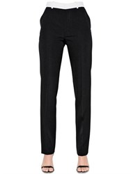 Givenchy Wool Grain De Poudre Pants