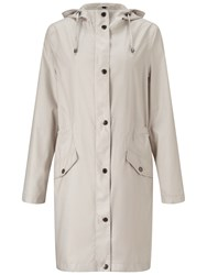 Four Seasons Performance Hooded Coat Silver