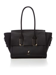 Fiorelli Hudon Black Large Tote Bag Black