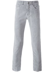 Eleventy Slim Fit Jeans Grey